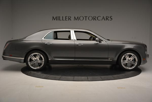 Used 2011 Bentley Mulsanne for sale Sold at Bentley Greenwich in Greenwich CT 06830 9
