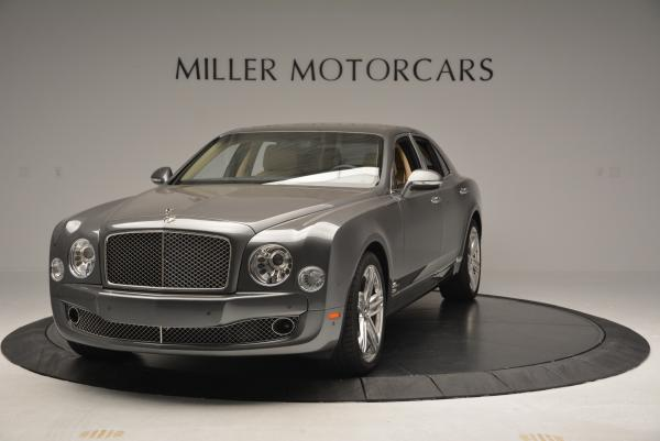 Used 2011 Bentley Mulsanne for sale Sold at Bentley Greenwich in Greenwich CT 06830 1
