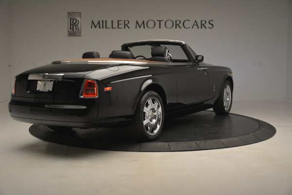 Used 2008 Rolls-Royce Phantom Drophead Coupe for sale Sold at Bentley Greenwich in Greenwich CT 06830 11