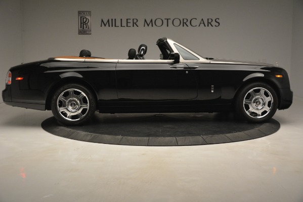 Used 2008 Rolls-Royce Phantom Drophead Coupe for sale Sold at Bentley Greenwich in Greenwich CT 06830 13