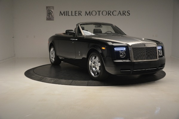 Used 2008 Rolls-Royce Phantom Drophead Coupe for sale Sold at Bentley Greenwich in Greenwich CT 06830 16