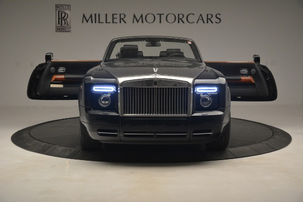 Used 2008 Rolls-Royce Phantom Drophead Coupe for sale Sold at Bentley Greenwich in Greenwich CT 06830 17
