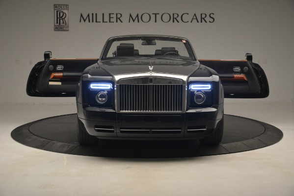 Used 2008 Rolls-Royce Phantom Drophead Coupe for sale Sold at Bentley Greenwich in Greenwich CT 06830 18