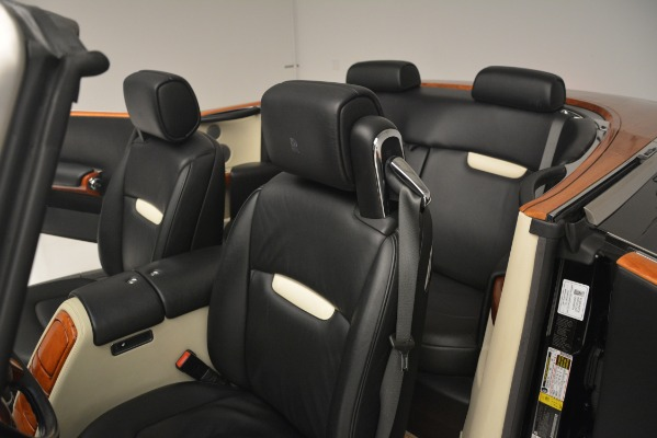 Used 2008 Rolls-Royce Phantom Drophead Coupe for sale Sold at Bentley Greenwich in Greenwich CT 06830 19