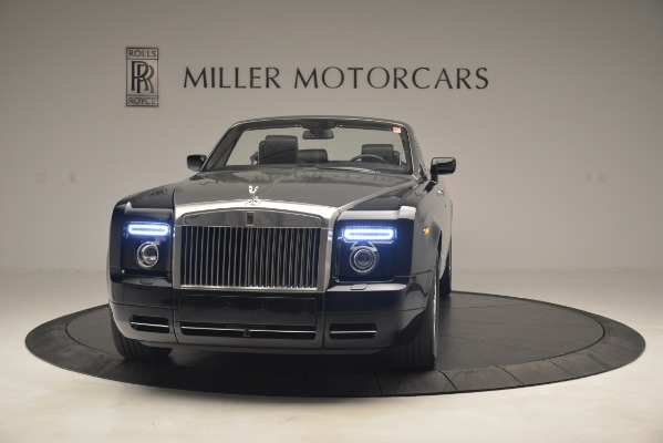 Used 2008 Rolls-Royce Phantom Drophead Coupe for sale Sold at Bentley Greenwich in Greenwich CT 06830 2