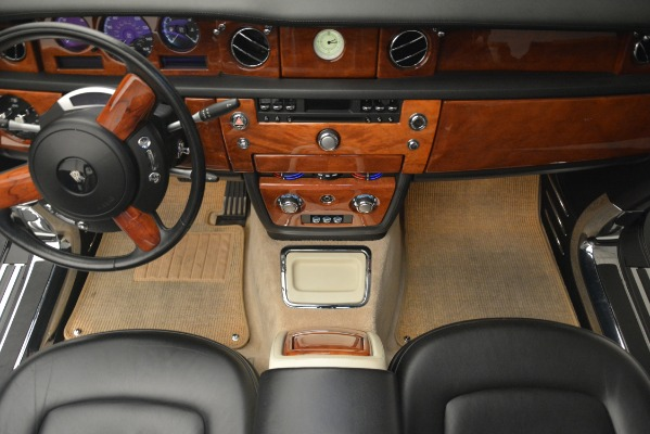 Used 2008 Rolls-Royce Phantom Drophead Coupe for sale Sold at Bentley Greenwich in Greenwich CT 06830 23