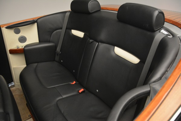 Used 2008 Rolls-Royce Phantom Drophead Coupe for sale Sold at Bentley Greenwich in Greenwich CT 06830 25
