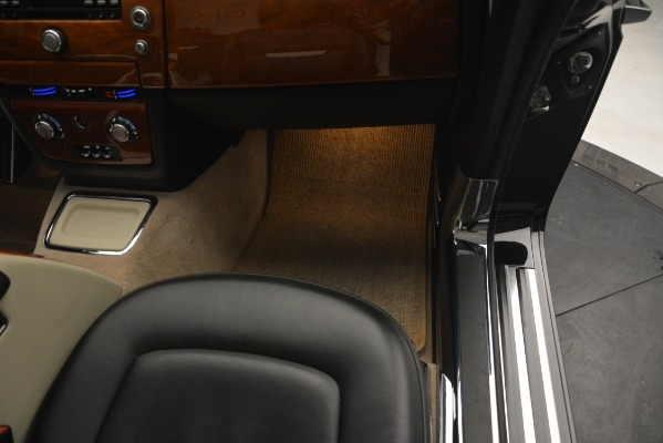 Used 2008 Rolls-Royce Phantom Drophead Coupe for sale Sold at Bentley Greenwich in Greenwich CT 06830 26
