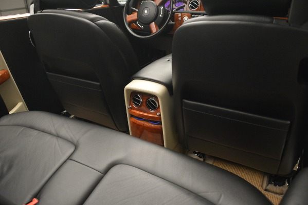 Used 2008 Rolls-Royce Phantom Drophead Coupe for sale Sold at Bentley Greenwich in Greenwich CT 06830 28
