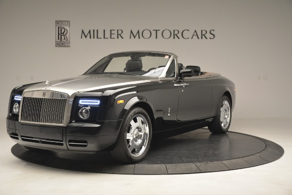 Used 2008 Rolls-Royce Phantom Drophead Coupe for sale Sold at Bentley Greenwich in Greenwich CT 06830 3