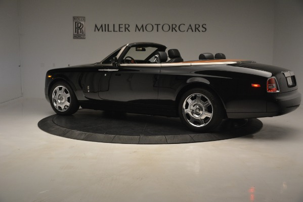Used 2008 Rolls-Royce Phantom Drophead Coupe for sale Sold at Bentley Greenwich in Greenwich CT 06830 6