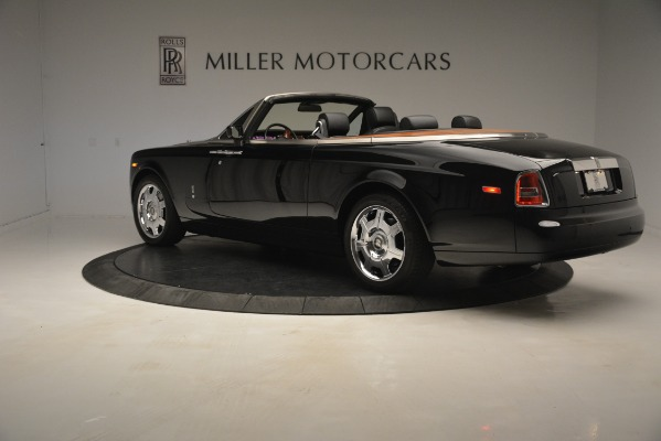 Used 2008 Rolls-Royce Phantom Drophead Coupe for sale Sold at Bentley Greenwich in Greenwich CT 06830 7