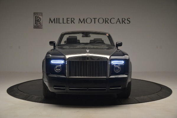 Used 2008 Rolls-Royce Phantom Drophead Coupe for sale Sold at Bentley Greenwich in Greenwich CT 06830 8