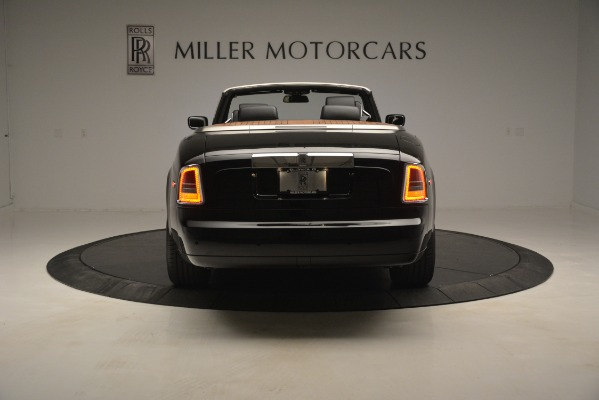 Used 2008 Rolls-Royce Phantom Drophead Coupe for sale Sold at Bentley Greenwich in Greenwich CT 06830 9