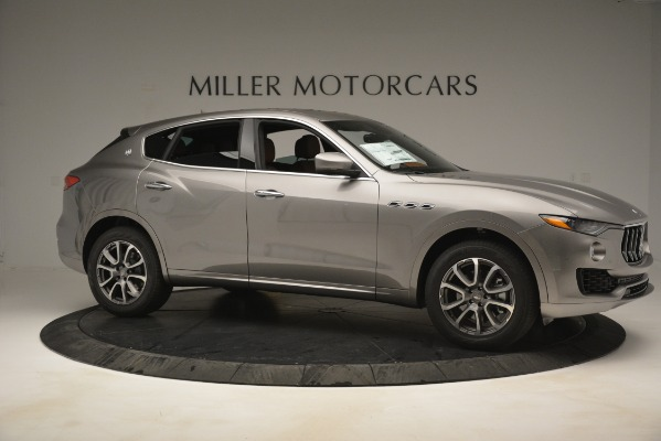 Used 2019 Maserati Levante Q4 for sale Sold at Bentley Greenwich in Greenwich CT 06830 10