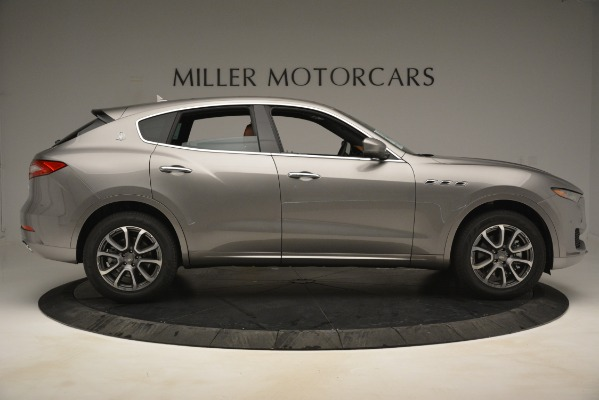 Used 2019 Maserati Levante Q4 for sale Sold at Bentley Greenwich in Greenwich CT 06830 9