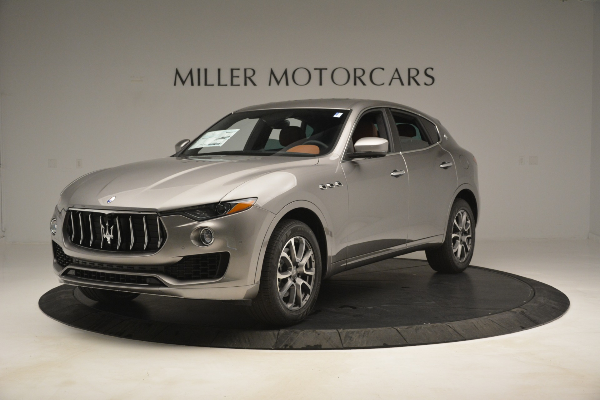 Used 2019 Maserati Levante Q4 for sale Sold at Bentley Greenwich in Greenwich CT 06830 1