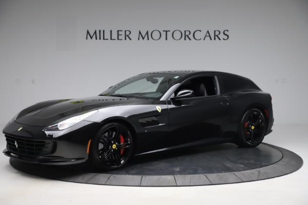 Used 2018 Ferrari GTC4Lusso for sale $209,900 at Bentley Greenwich in Greenwich CT 06830 2