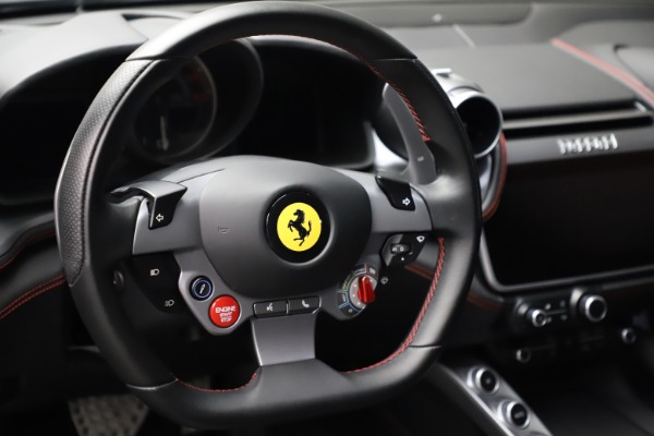 Used 2018 Ferrari GTC4Lusso for sale $209,900 at Bentley Greenwich in Greenwich CT 06830 20