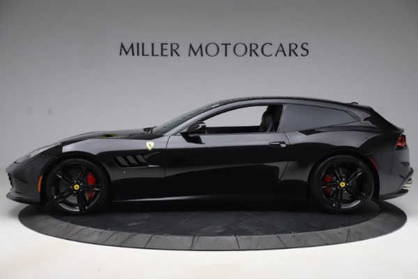 Used 2018 Ferrari GTC4Lusso for sale $209,900 at Bentley Greenwich in Greenwich CT 06830 3