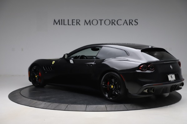 Used 2018 Ferrari GTC4Lusso for sale $209,900 at Bentley Greenwich in Greenwich CT 06830 4
