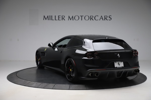 Used 2018 Ferrari GTC4Lusso for sale $209,900 at Bentley Greenwich in Greenwich CT 06830 5