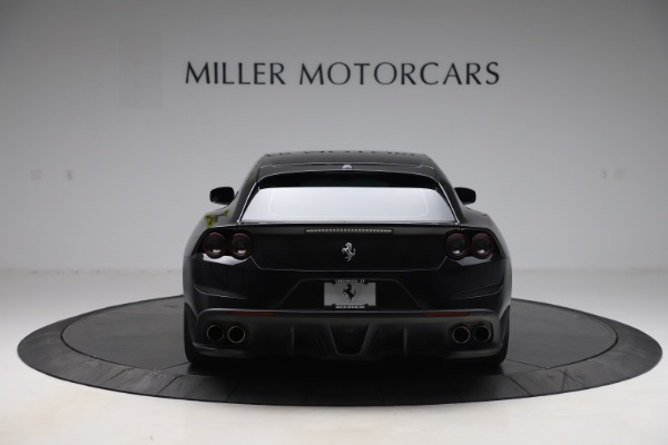 Used 2018 Ferrari GTC4Lusso for sale $209,900 at Bentley Greenwich in Greenwich CT 06830 6