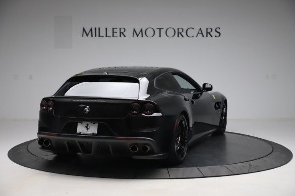 Used 2018 Ferrari GTC4Lusso for sale $209,900 at Bentley Greenwich in Greenwich CT 06830 7