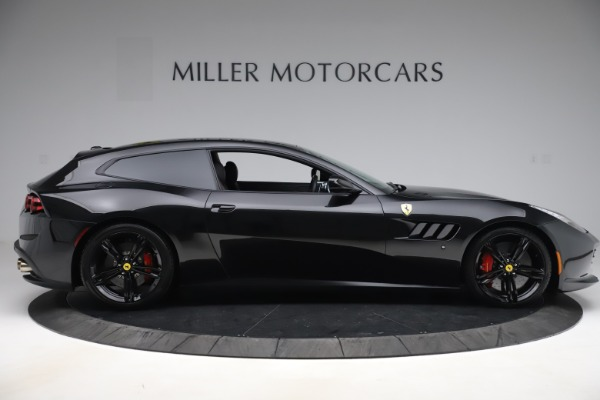 Used 2018 Ferrari GTC4Lusso for sale $209,900 at Bentley Greenwich in Greenwich CT 06830 9