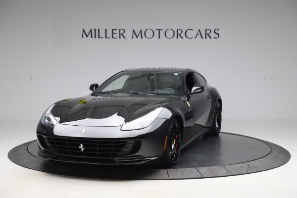 Used 2018 Ferrari GTC4Lusso for sale $209,900 at Bentley Greenwich in Greenwich CT 06830 1