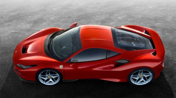 New 2021 Ferrari F8 Tributo for sale Call for price at Bentley Greenwich in Greenwich CT 06830 2