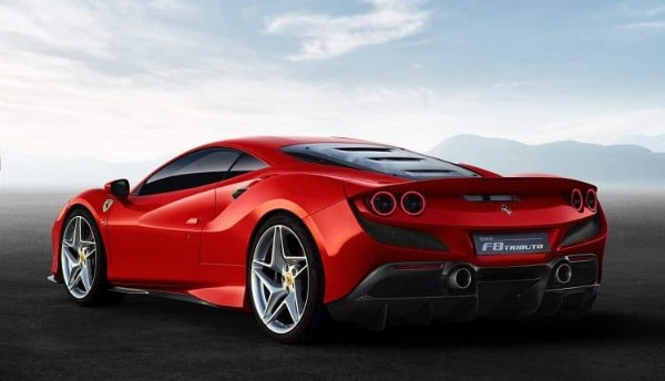 New 2021 Ferrari F8 Tributo for sale Call for price at Bentley Greenwich in Greenwich CT 06830 3