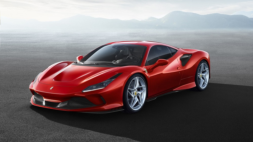 New 2021 Ferrari F8 Tributo for sale Call for price at Bentley Greenwich in Greenwich CT 06830 1