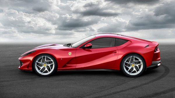 New 2021 Ferrari 812 Superfast for sale Call for price at Bentley Greenwich in Greenwich CT 06830 2