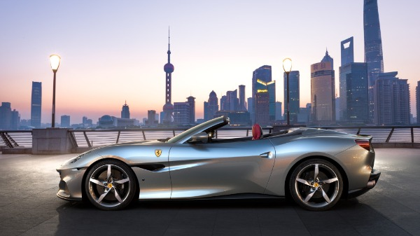 New 2022 Ferrari Portofino M for sale Call for price at Bentley Greenwich in Greenwich CT 06830 2