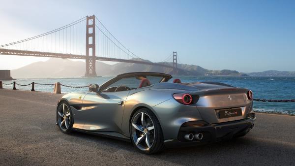 New 2022 Ferrari Portofino M for sale Call for price at Bentley Greenwich in Greenwich CT 06830 3