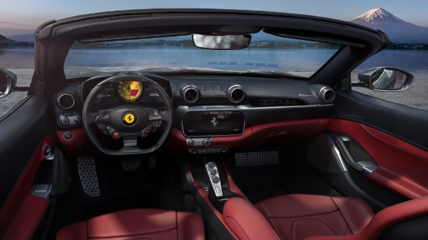 New 2020 Ferrari Portofino for sale Call for price at Bentley Greenwich in Greenwich CT 06830 4