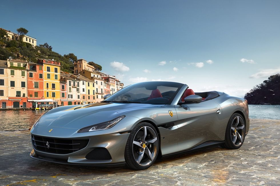 New 2022 Ferrari Portofino M for sale Call for price at Bentley Greenwich in Greenwich CT 06830 1