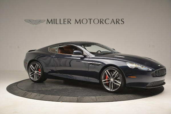 Used 2014 Aston Martin DB9 Coupe for sale Sold at Bentley Greenwich in Greenwich CT 06830 10