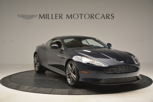 Used 2014 Aston Martin DB9 Coupe for sale Sold at Bentley Greenwich in Greenwich CT 06830 11