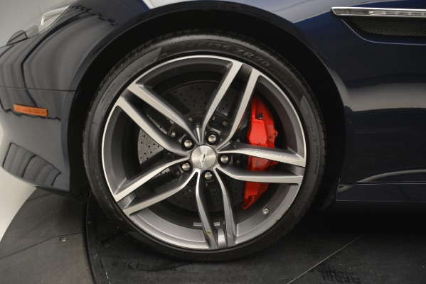 Used 2014 Aston Martin DB9 Coupe for sale Sold at Bentley Greenwich in Greenwich CT 06830 13