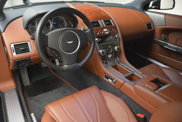 Used 2014 Aston Martin DB9 Coupe for sale Sold at Bentley Greenwich in Greenwich CT 06830 14