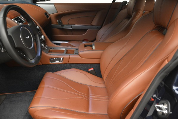 Used 2014 Aston Martin DB9 Coupe for sale Sold at Bentley Greenwich in Greenwich CT 06830 15