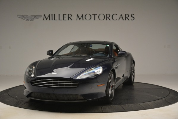 Used 2014 Aston Martin DB9 Coupe for sale Sold at Bentley Greenwich in Greenwich CT 06830 2