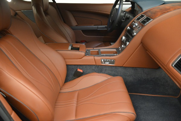 Used 2014 Aston Martin DB9 Coupe for sale Sold at Bentley Greenwich in Greenwich CT 06830 21