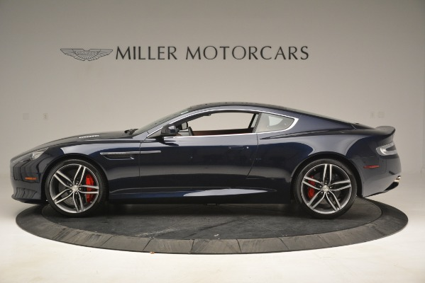 Used 2014 Aston Martin DB9 Coupe for sale Sold at Bentley Greenwich in Greenwich CT 06830 3