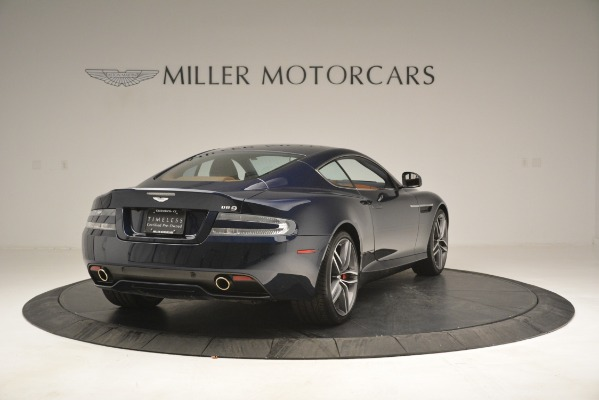 Used 2014 Aston Martin DB9 Coupe for sale Sold at Bentley Greenwich in Greenwich CT 06830 7