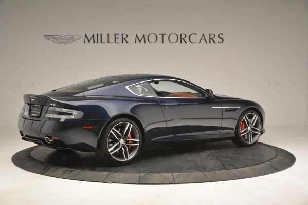 Used 2014 Aston Martin DB9 Coupe for sale Sold at Bentley Greenwich in Greenwich CT 06830 8