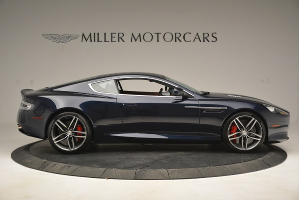 Used 2014 Aston Martin DB9 Coupe for sale Sold at Bentley Greenwich in Greenwich CT 06830 9