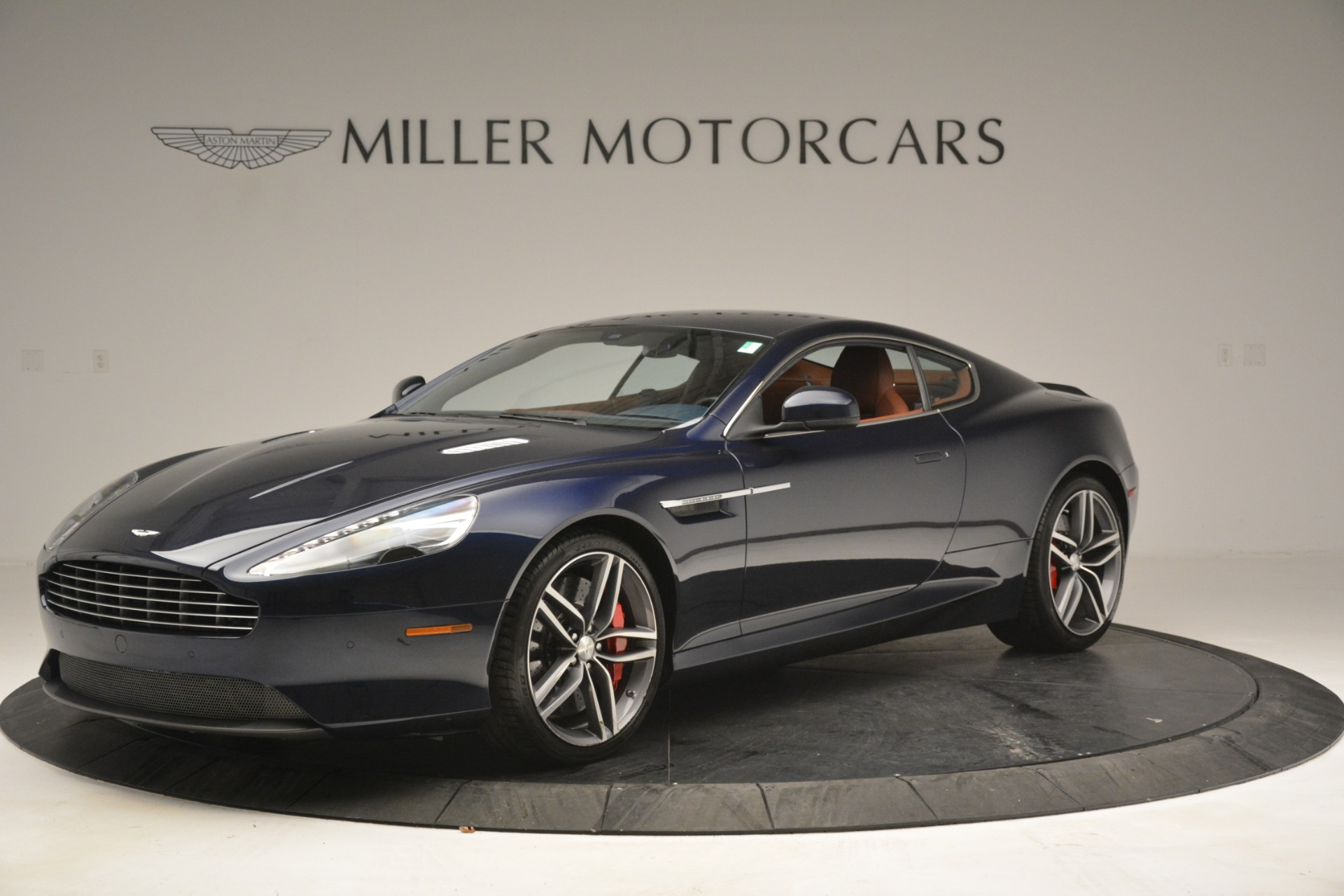 Used 2014 Aston Martin DB9 Coupe for sale Sold at Bentley Greenwich in Greenwich CT 06830 1